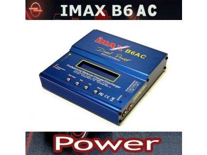 Bazar - Imax B6AC (vestavěný zdroj)