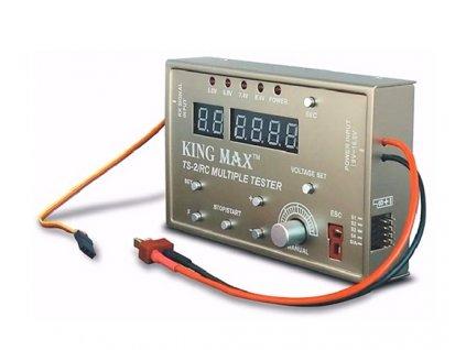 Kingmax Servo TS-2 Profesionální Servo Tester