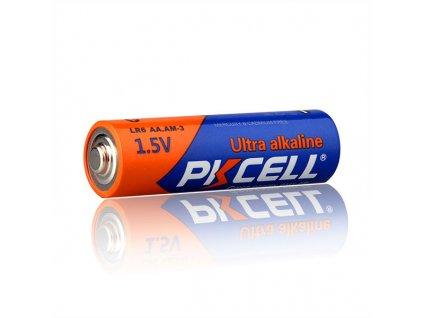 Alkalická PK CELL baterie AA - LR6 (1,5V) - 1ks