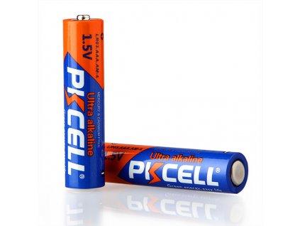 Alkalická PK CELL baterie AAA - LR03 (1,5V) - 1ks