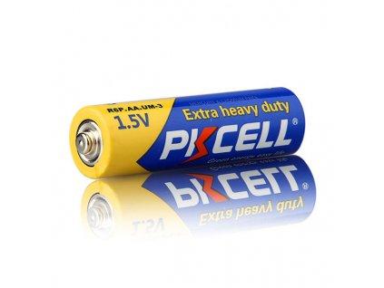 PK CELL - Zink baterie AA - R6 (1,5V) - 1ks