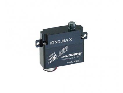 Kingmax Servo CLS0309WH 8,6g/0,06s/3,5kg (Digitální)