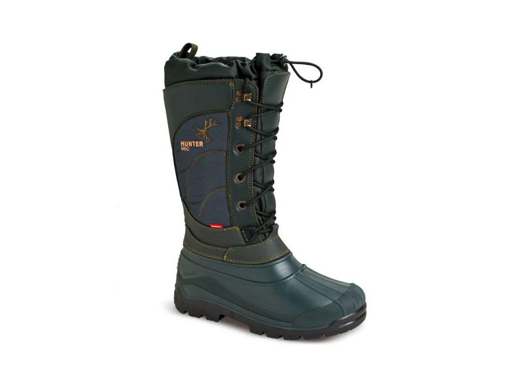 myslivecka zimni obuv demar hunter pro 3811 zelena
