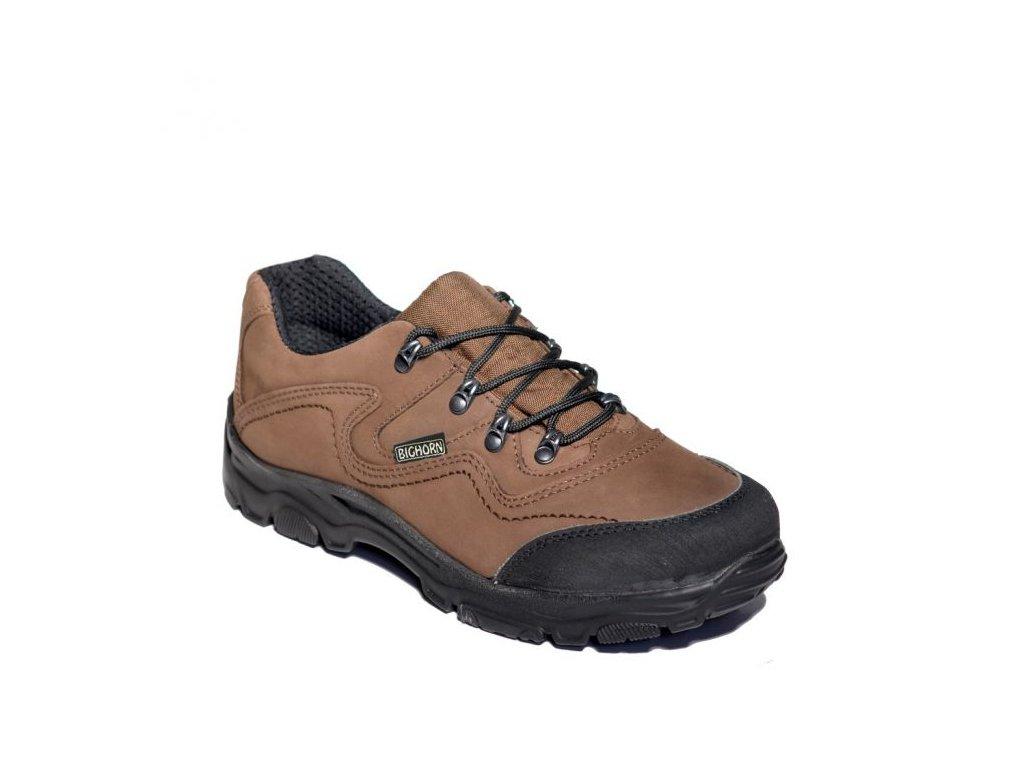 panska vychazkova obuv bighorn oregon 0210 hneda