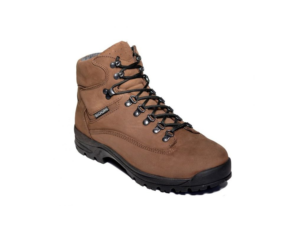 damska trekova obuv bighorn nevada 0710 hneda