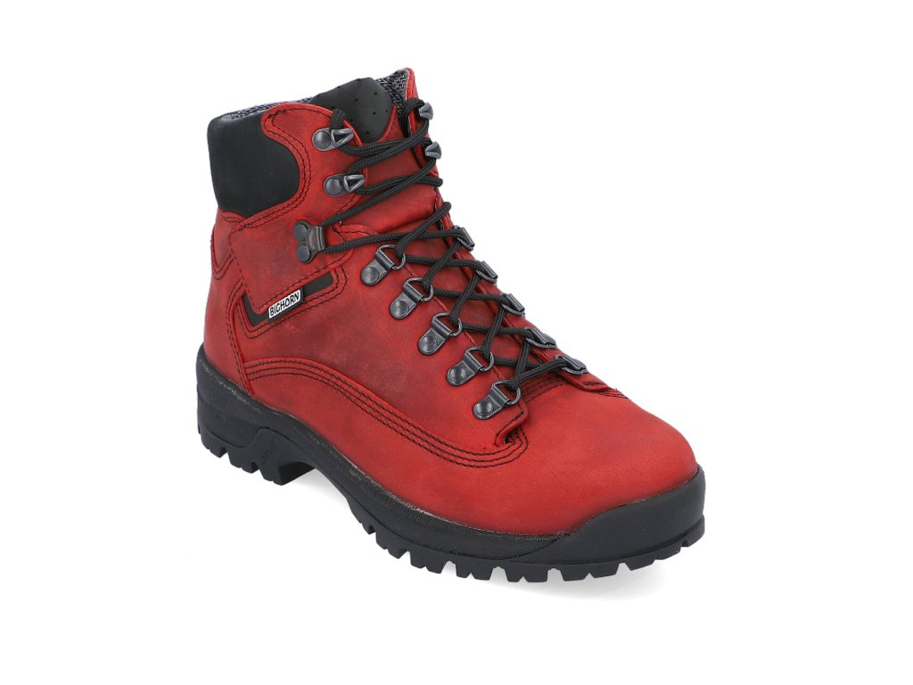 damska trekova obuv bighorn nevada 0722 cervena 1 uvodni foto