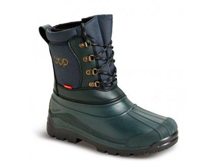 myslivecka zimni obuv demar trop 2 3814 zelena