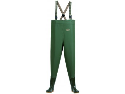 Prsačky Demar GRAND CHEST WADERS 3192 zelená (Velikost 41)