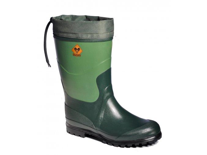 damske-letni-holinky-bighorn-vermont-3235-zelena