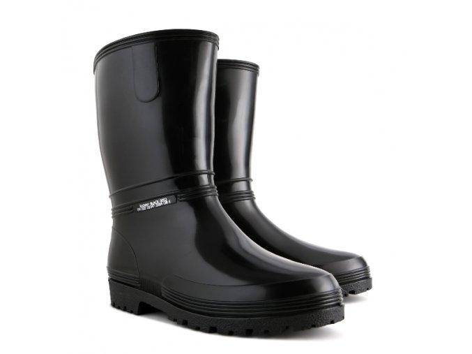 damske nizke holinky demar rainny black 0052 cerna