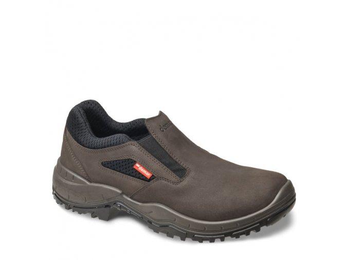 myslivecka vychazkova obuv demar rest dx 6902 hneda