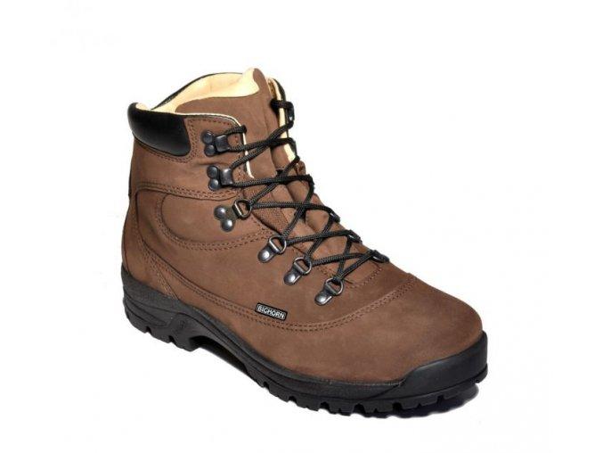 panska trekova obuv bighorn alaska 0810 hneda