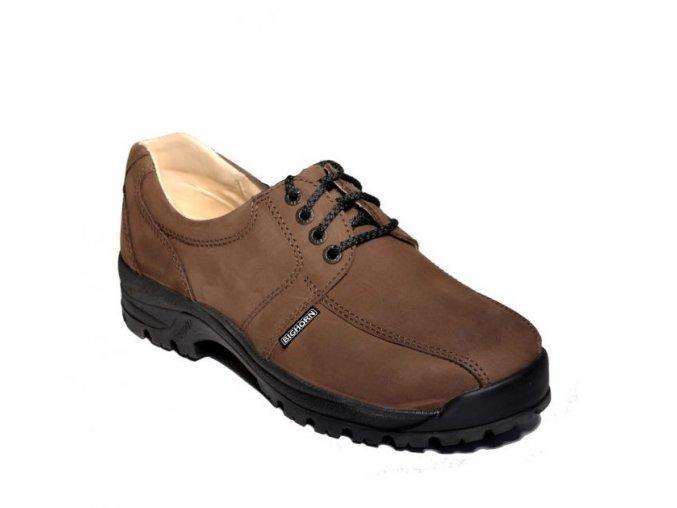 panska vychazkova obuv bighorn texas 0110 hneda
