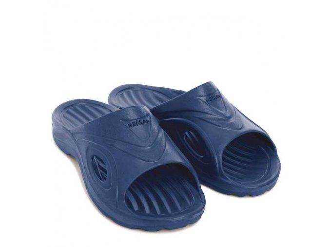 Pánské pantofle Demar BAHAMA 4740 modrá (Velikost 40/41)