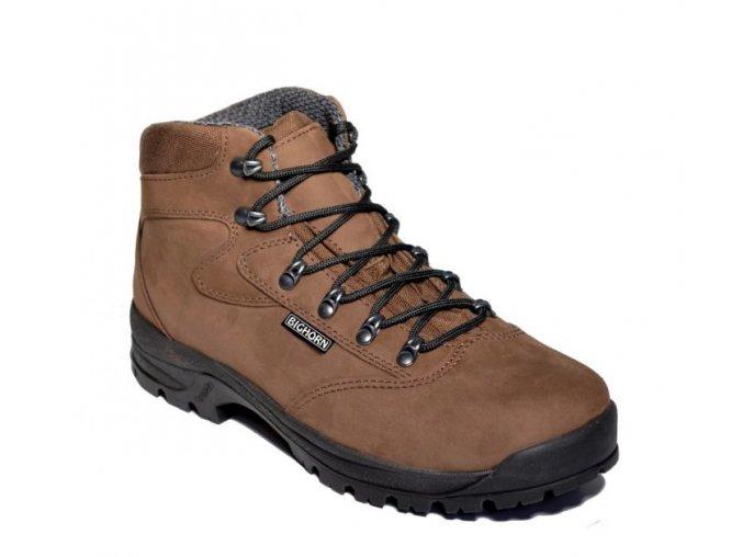 panska trekova obuv bighorn lova 0610 hneda
