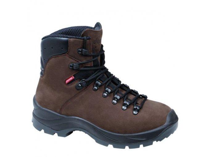 panska trekova obuv demar trek m6 6465 hneda