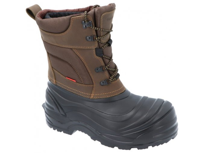 myslivecka zimni obuv demar yetti pro 2 3851 hneda