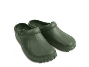 Dámské pantofle Demar NEW EVA CLOG 4822 zelená