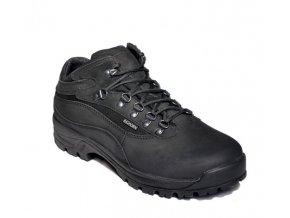 panska trekova obuv bighorn arizona 0311 cerna