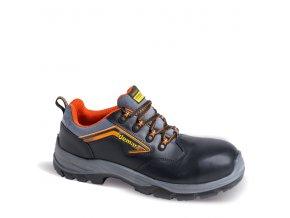 Dámská pracovní obuv Demar SOLO L C S3 SRC 7368 černá