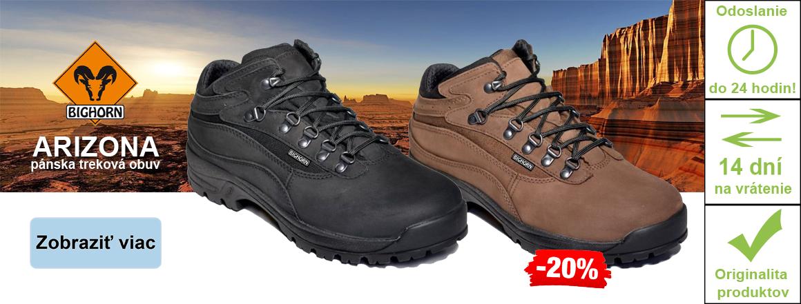 Treková obuv ARIZONA