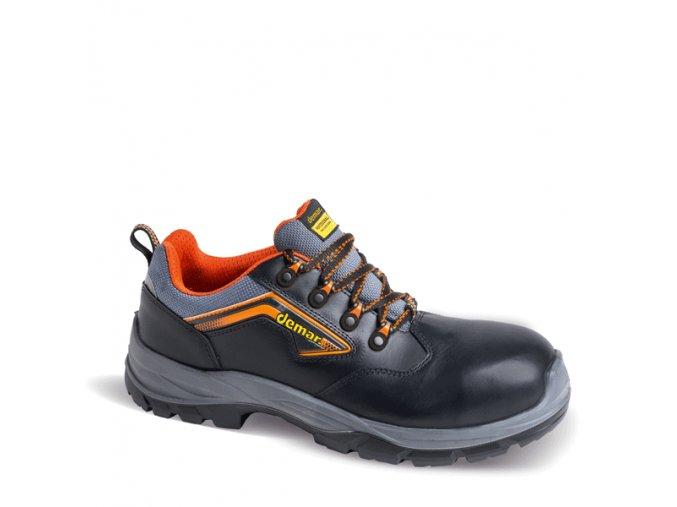 Dámska pracovná obuv Demar SOLO L C S3 SRC 7368 čierna