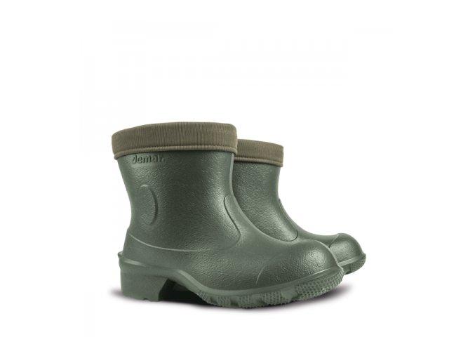 Pánske členkové gumáky Demar AGRO LUX 3922 zelené