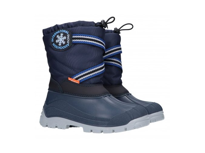 Detské zimné snehule Demar SNOW LAKE 1314 B modrá