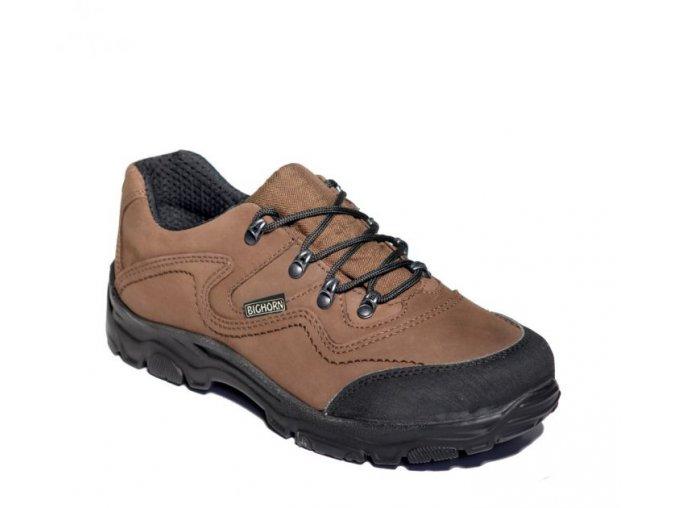 panska vychadzkova obuv bighorn oregon 0210 hneda