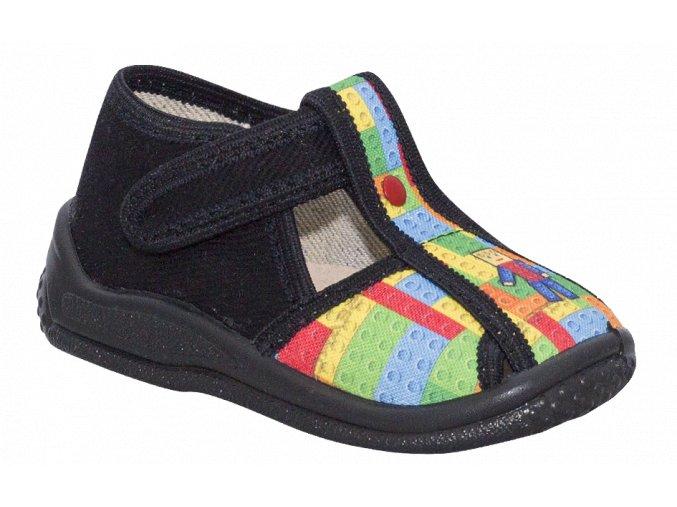 chlapcenske papuce bighorn kuba 5021 a
