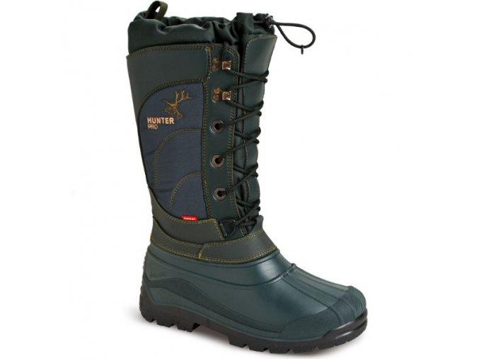 lovecka zimna obuv demar hunter pro 3811 zelena