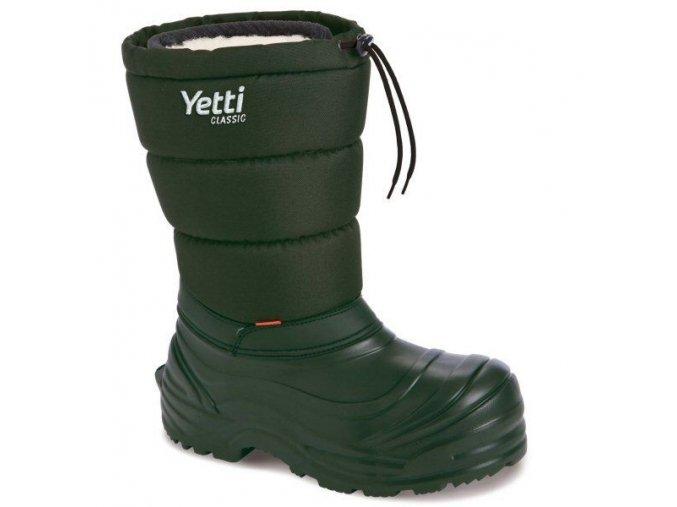 lovecka zimna obuv demar yetti classic 3870 zelena
