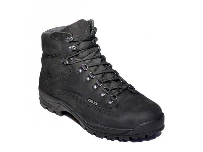 damska trekova obuv bighorn nevada 0711 cierna