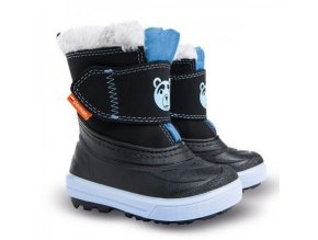 detska zimna obuv demar bear 1507 a modra
