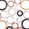 Kroužky a oválky