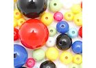 Akrylové kuličky