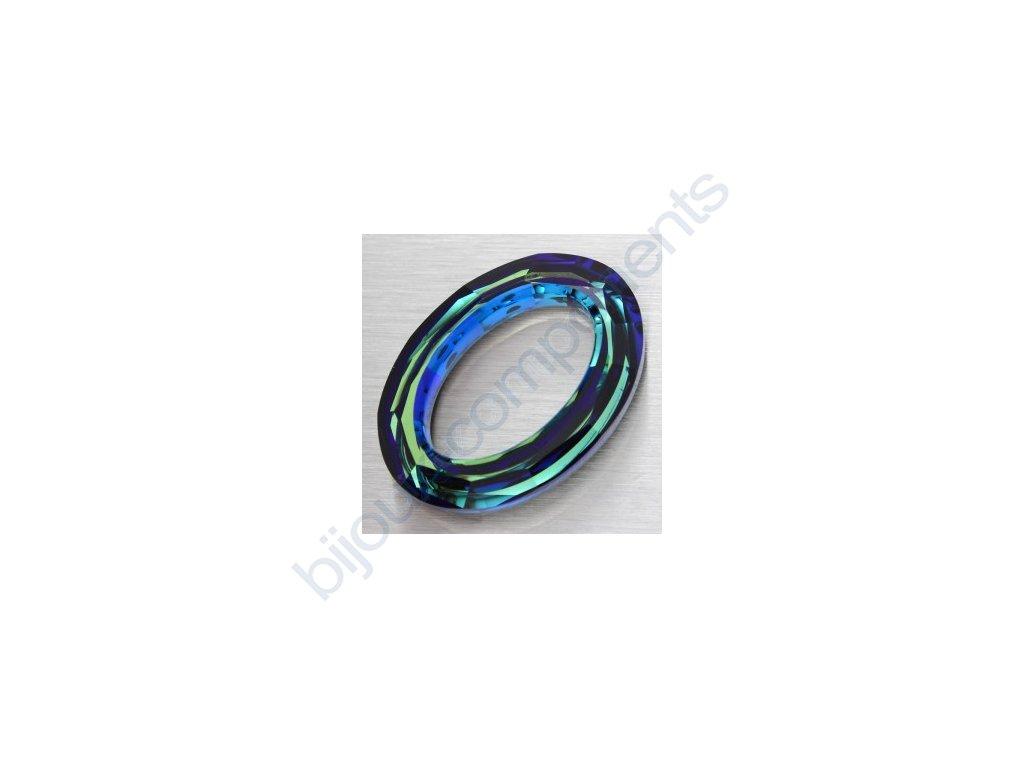 Swarovski tvarovka - ovál, 22x16mm