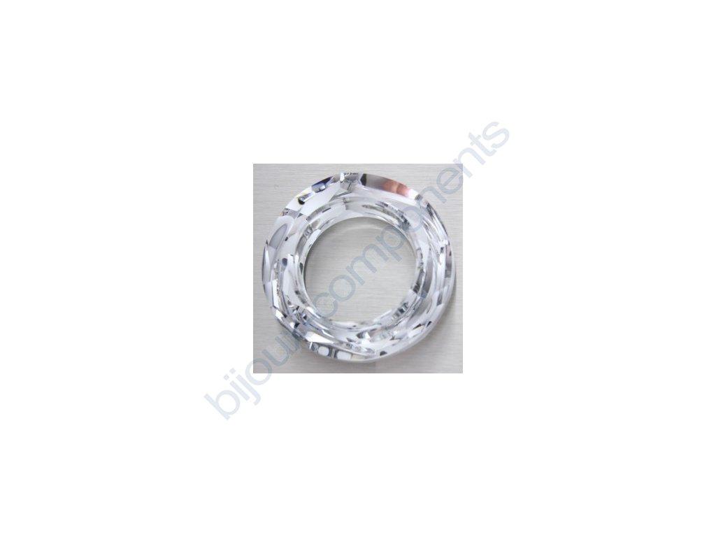 Swarovski tvarovka - kroužek, 20mm