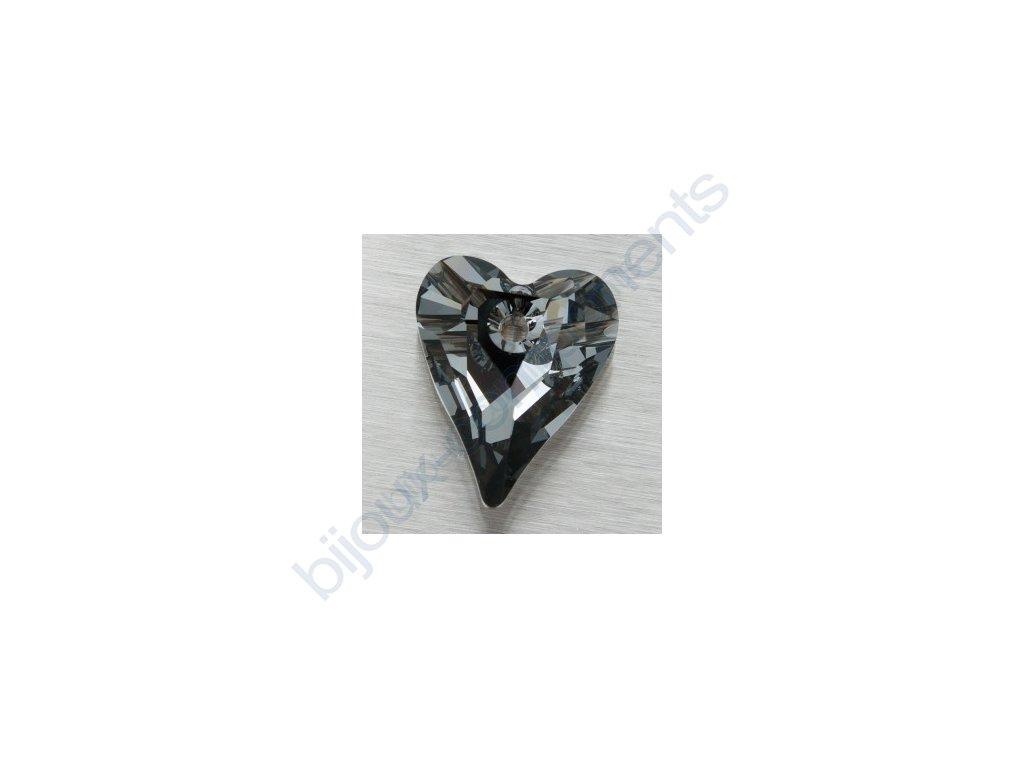 SWAROVSKI ELEMENTS Wild Heart přívěsek, 17mm