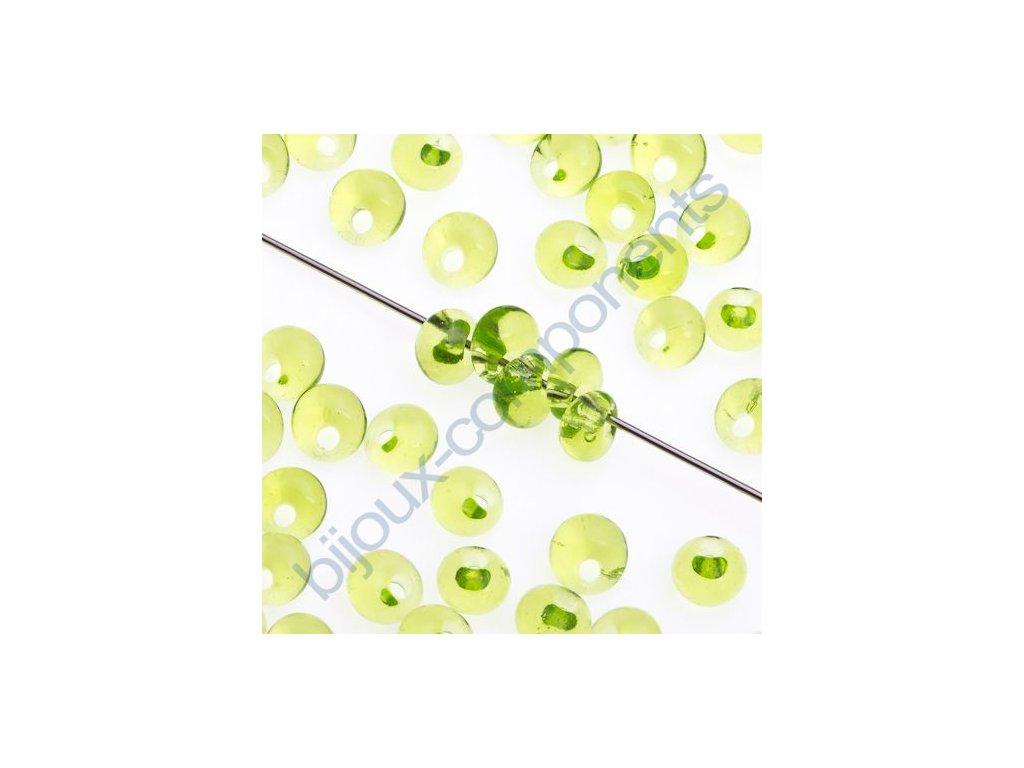 PRECIOSA Drops - zelená