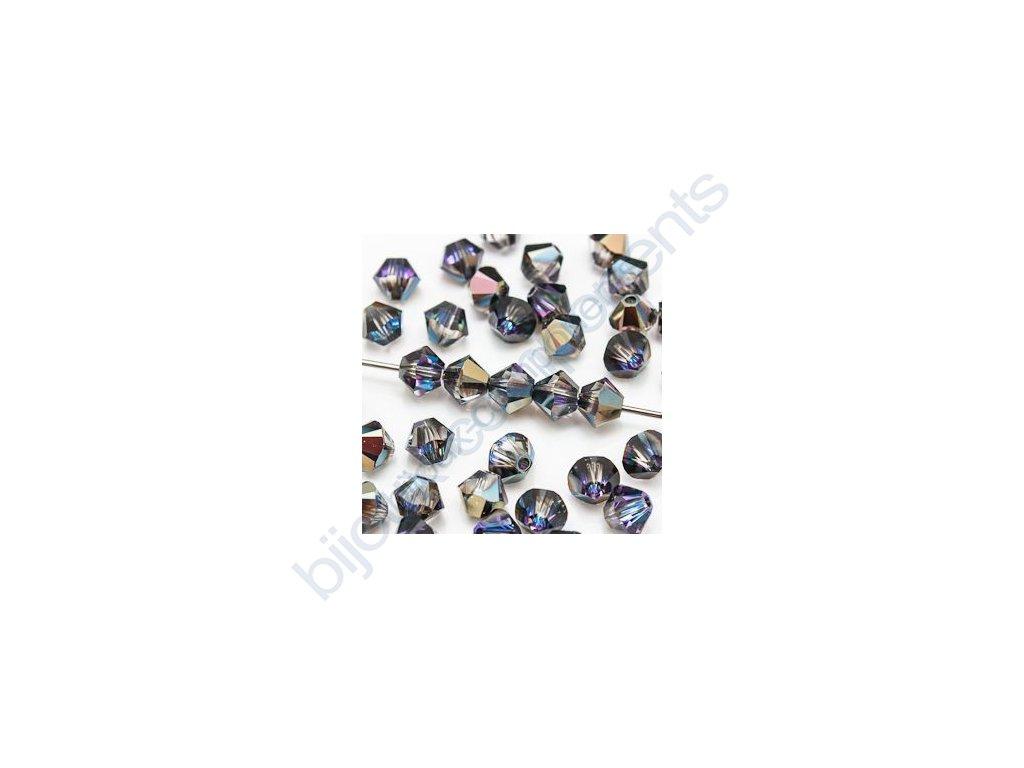 SWAROVSKI ELEMENTS XILION sluníčko, crystal helio, 3mm