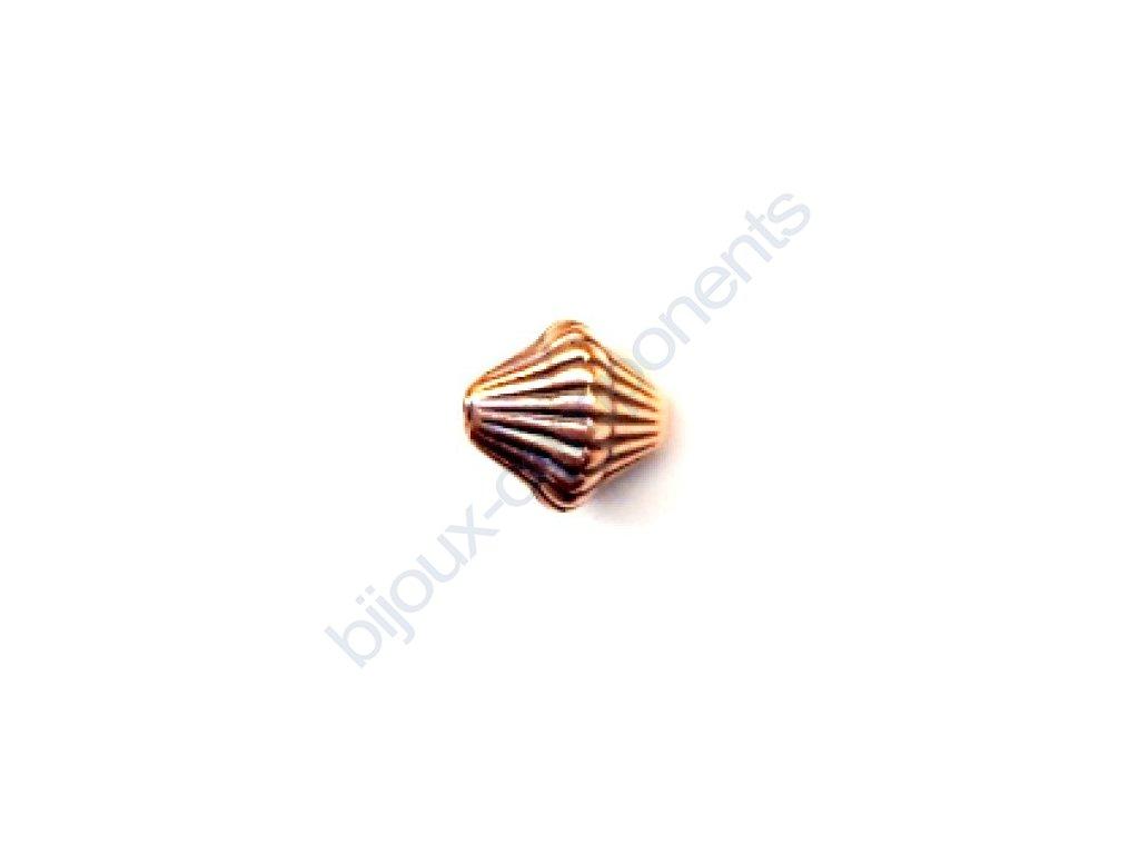 Akrylové korálky - 8,6x9,2 mm