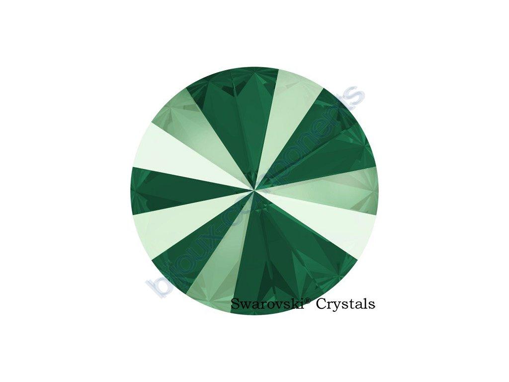 SWAROVSKI CRYSTALS rivoli - crystal royal green, 12mm