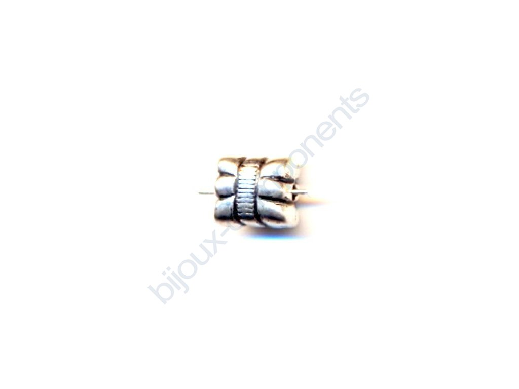 Akrylové korálky - 11,3x10,3 mm