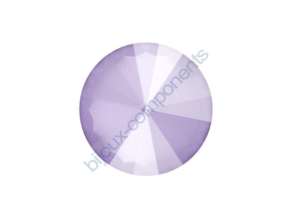 SWAROVSKI CRYSTALS kameny - Rivoli Chaton, crystal lilac, 12mm
