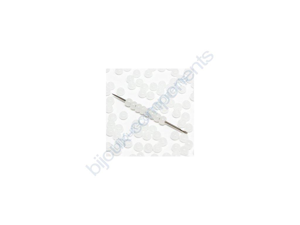 PRECIOSA rokajl 10/0 cca 2,5mm