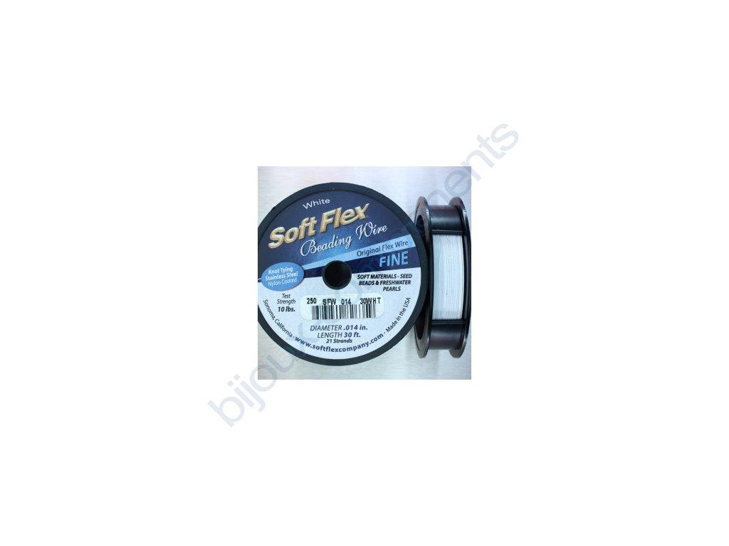 Nylonové lanko Soft Flex, 0,35mm