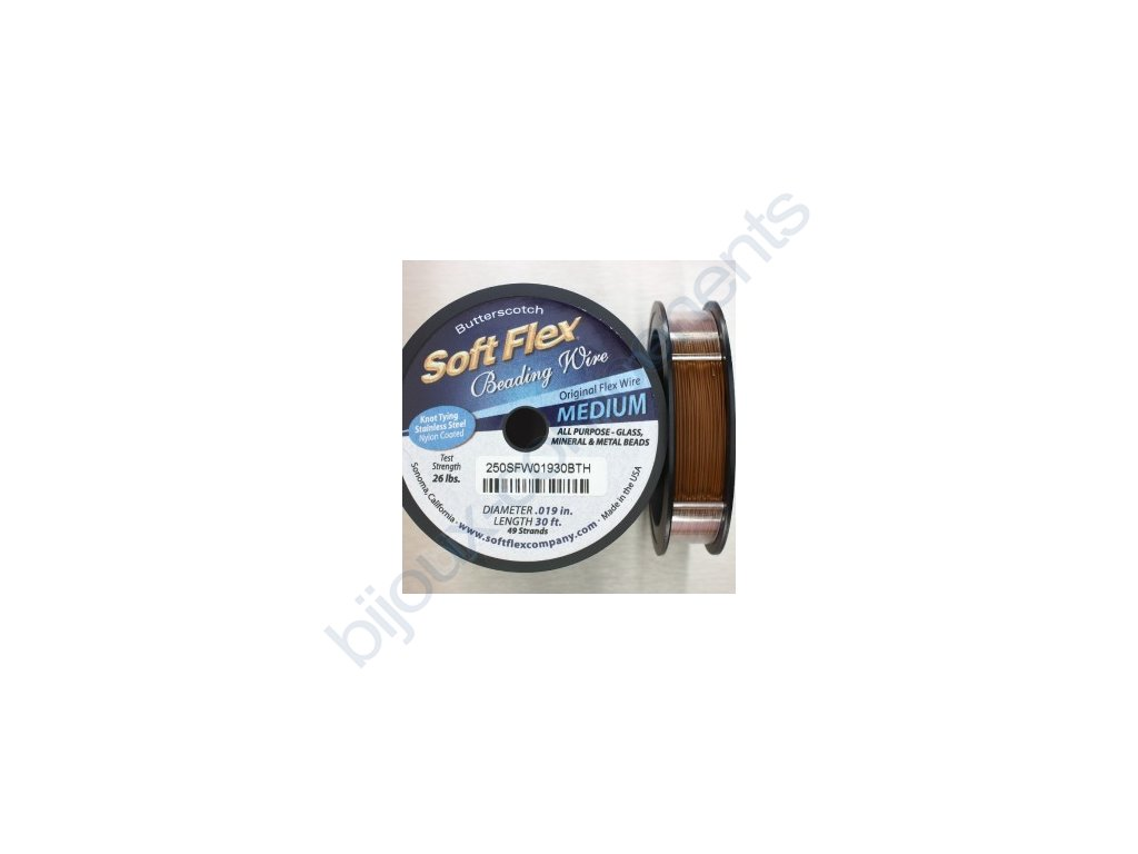 Nylonové lanko Soft Flex, 0,48mm
