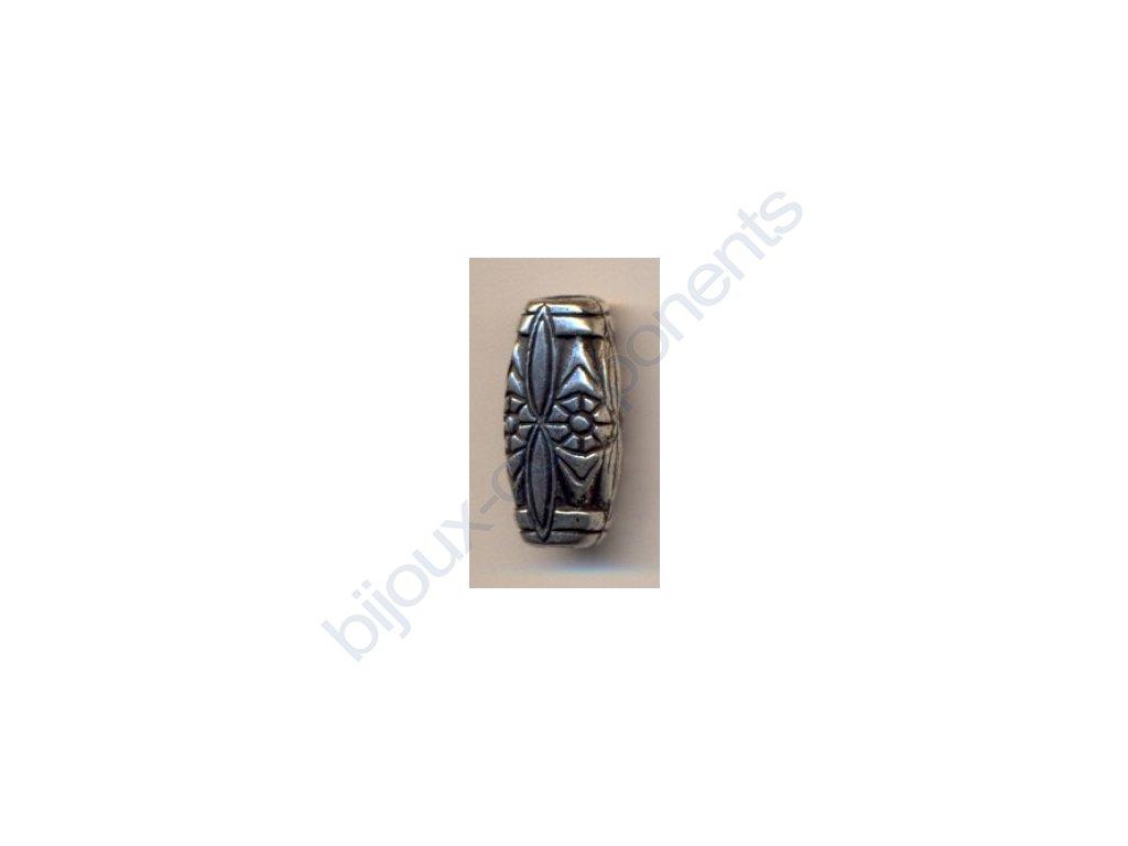 Akrylové korálky - 25.3x11,5 mm