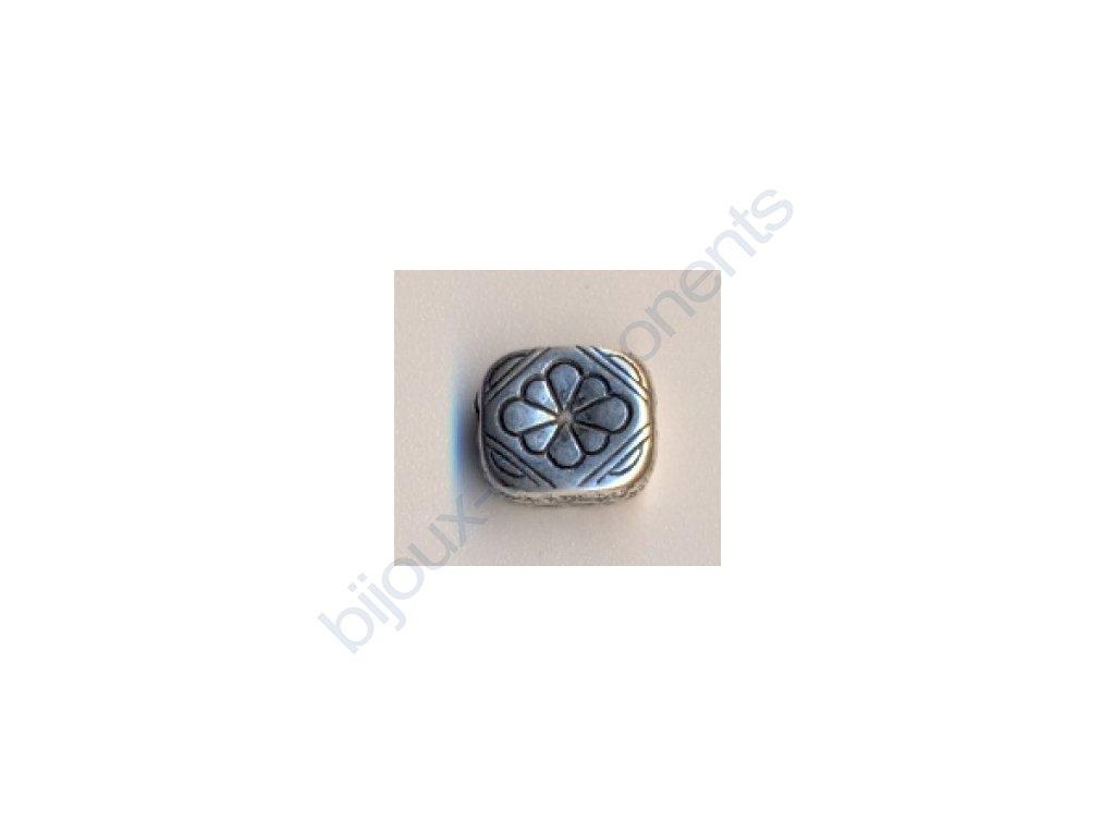 Akrylové korálky - 12x10 mm